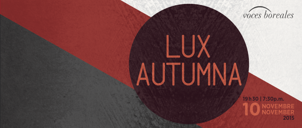 voces boreales - Lux Autumna (facebook cover)